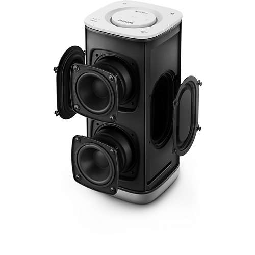 izzy draadloze, draagbare multiroom-luidspreker