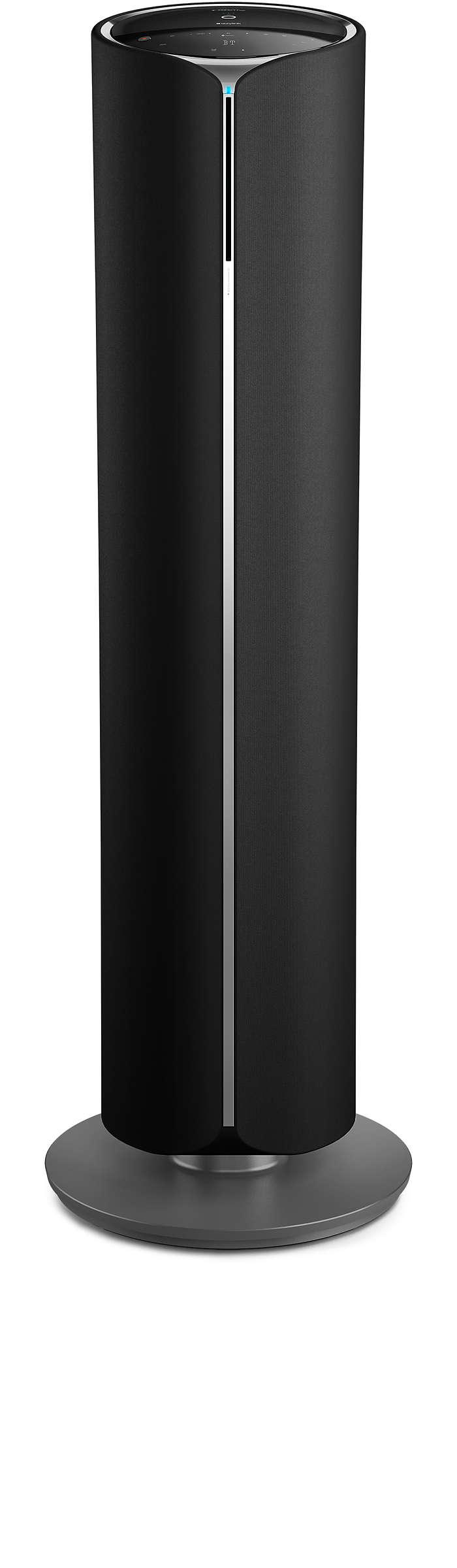 syst me audio sans fil multiroom bm90 12 fidelio. Black Bedroom Furniture Sets. Home Design Ideas