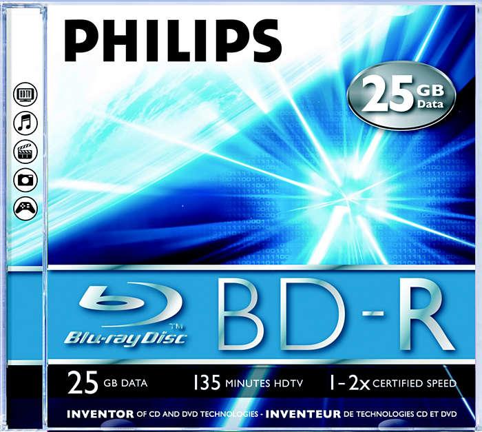 5 razy pojemniejsze i lepsze niż DVD