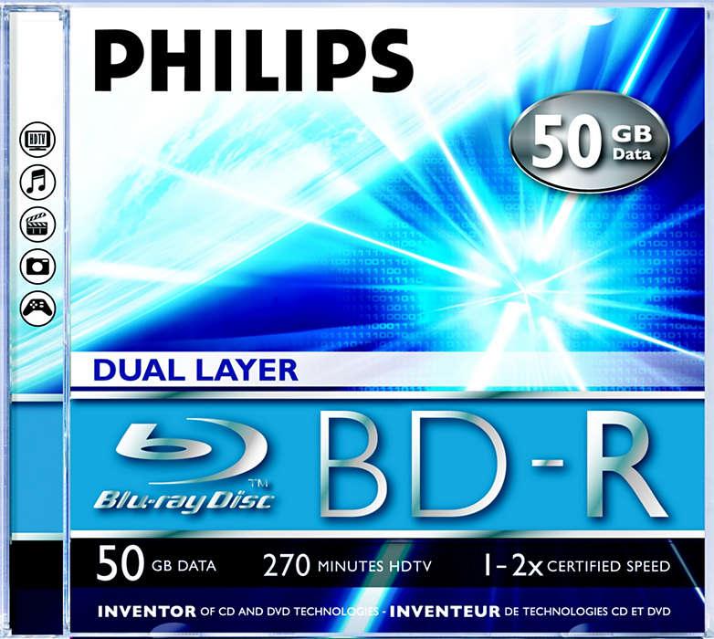 10x väčší a lepší ako DVD