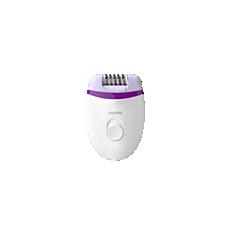 BRE225/00 Satinelle Essential Juhtmega kompaktne epilaator