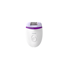 BRE225/00 Satinelle Essential Kompaktais epilators ar vadu