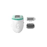 Satinelle Essential Kompaktowy depilator zasilany sieciowo