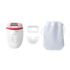 BRE255/00 Satinelle Essential Corded compact epilator