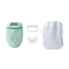 BRE265/00 Satinelle Essential Kompakt epilator med sladd