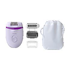 BRE275/00 Satinelle Essential Kompakter Epilierer mit Kabel