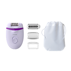 BRE275/00 Satinelle Essential Épilateur compact sur secteur