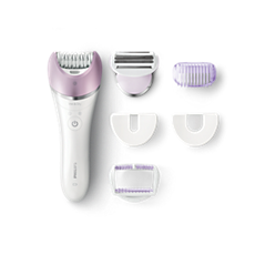 BRE630/00 Satinelle Advanced Wet and Dry epilator