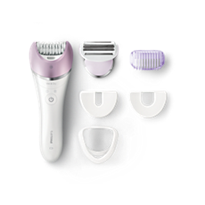 BRE635/00 Satinelle Advanced Advanced wet and dry epilator