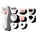 Satinelle Advanced Epilator za uporabu na mokroj ili suhoj koži