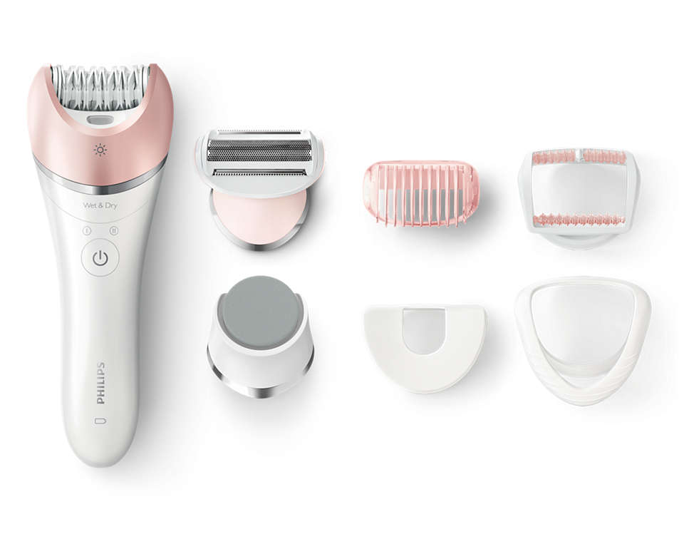 Наш самый быстрый эпилятор подходит даже для тонких волосков