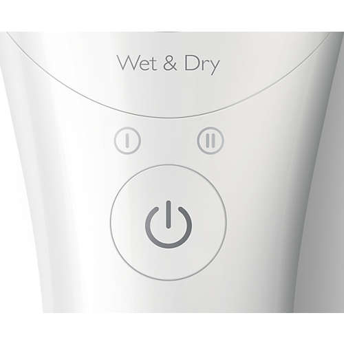 Satinelle Prestige Depiladora Wet & Dry