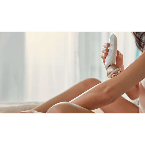 Satinelle Prestige Wet & Dry-epilator