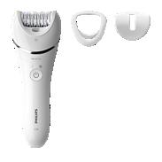 Epilator Series 8000 Épilateur utilisable sur peau sèche ou humide