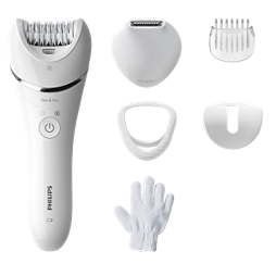 Epilator Series 8000 Wet & Dry -epilaattori