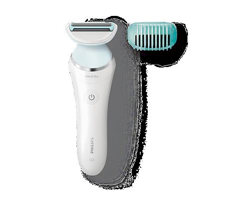 SatinShave Advanced Afeitadora eléctrica para uso en seco y húmedo ... c097a19b7270