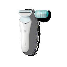 BRL130/00 SatinShave Advanced Afeitadora eléctrica en seco y húmedo