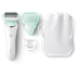 SatinShave Prestige Rasoio elettrico Wet & Dry