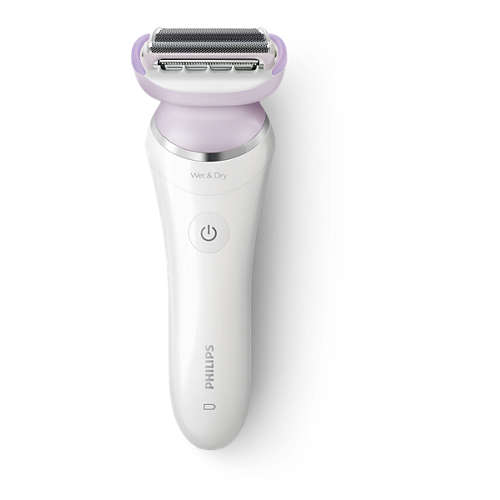 Dual-foil shaver Wet and Dry electric shaver