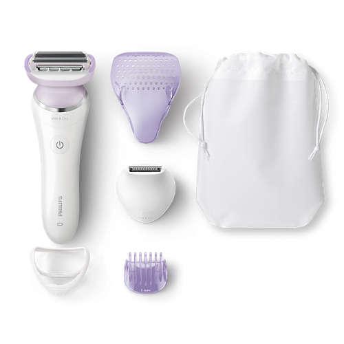 SatinShave Prestige Elektrický holicí strojek pro mokré a suché holení