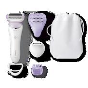 SatinShave Prestige Wet and Dry electric shaver