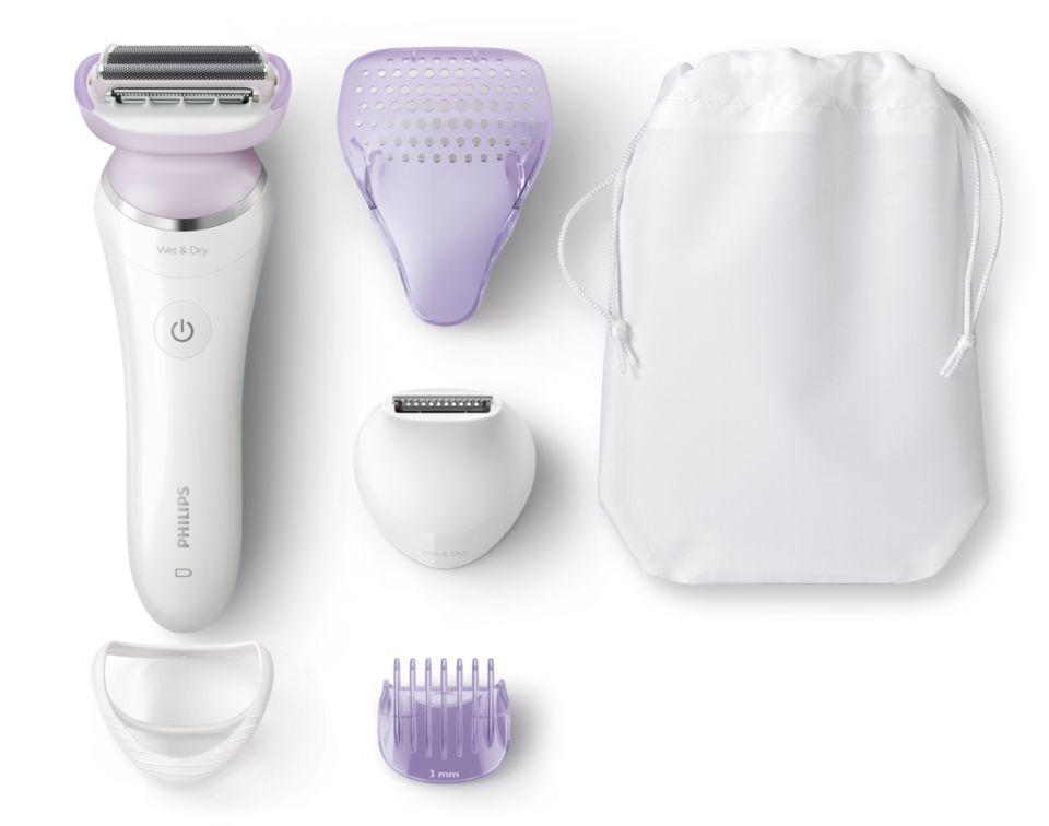Image result for philips satinshave prestige women's electric shaver