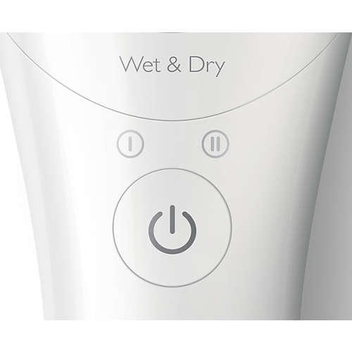 Satinelle Prestige Wet & Dry-epileerapparaat