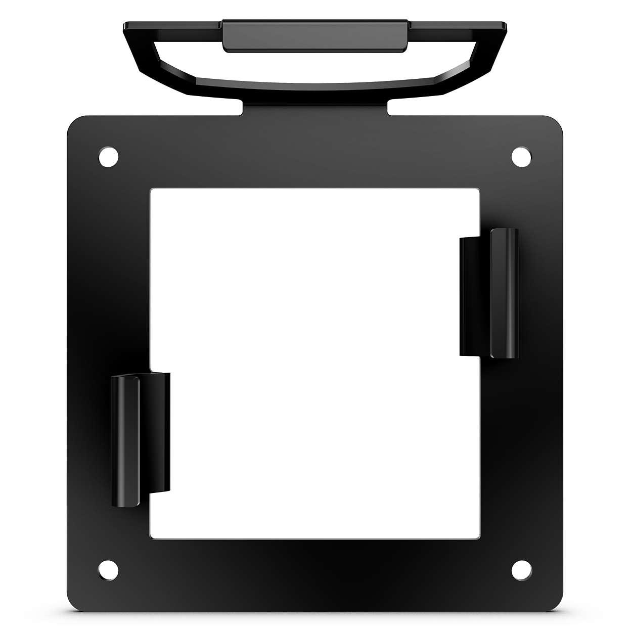 Maximize desk space