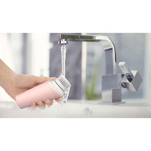 VisaPure Miniurządzenie do oczyszczania twarzy