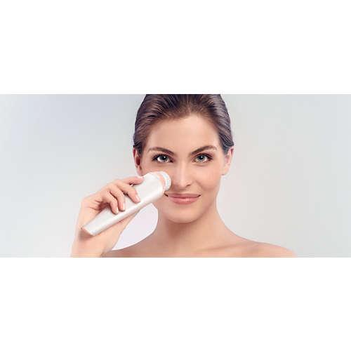 VisaPure Essential Appareil de nettoyage du visage Basic