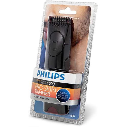 Beardtrimmer series 1000 Zastřihovač vousů