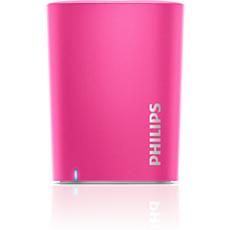 BT100P/37  Haut-parleur portatif sans fil