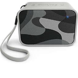 PixelPop Tragbarer, kabelloser Lautsprecher