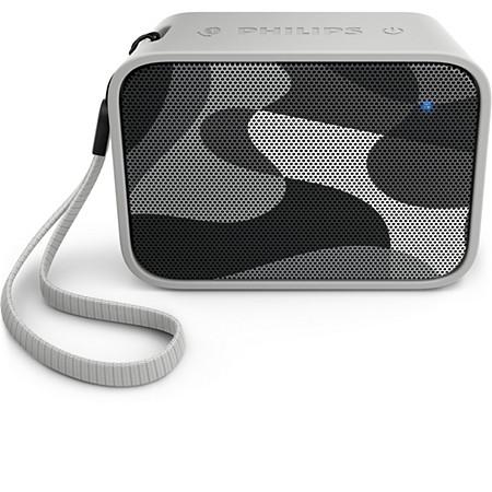 Altavoces portátiles con Bluetooth