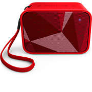 PixelPop wireless portable speaker