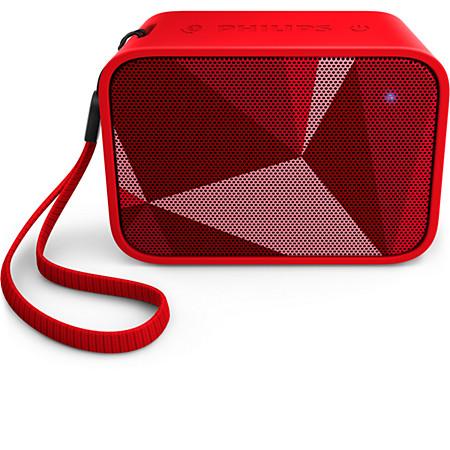 Draagbare Bluetooth-luidsprekers