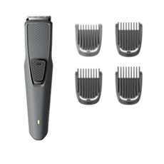 BT1216/15 Beardtrimmer series 1000 Beard & stubble trimmer with USB charging