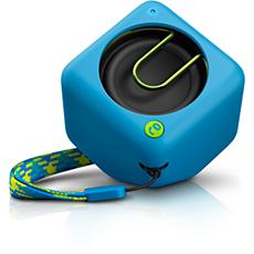 BT1300A/00 -    trådlös, bärbar högtalare