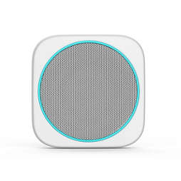 UpBeat wireless portable speaker