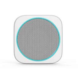 UpBeat trådlös, bärbar högtalare