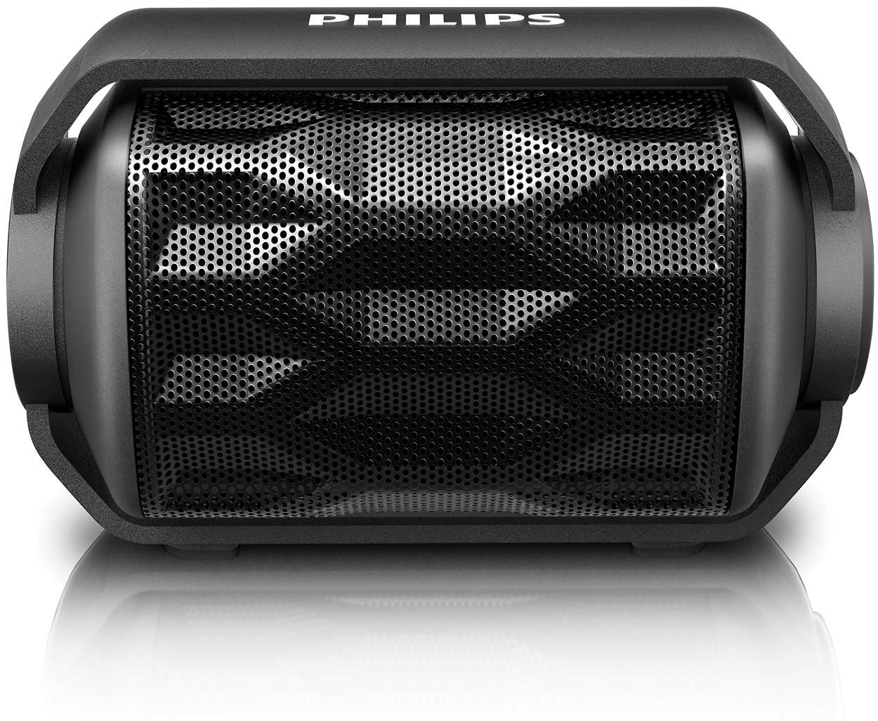 wireless portable speaker bt2200bf 27 philips. Black Bedroom Furniture Sets. Home Design Ideas