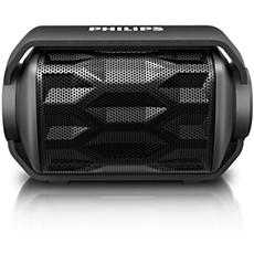BT2200B/00 -    Tragbarer, kabelloser Lautsprecher