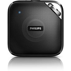 BT2500B/37  wireless portable speaker