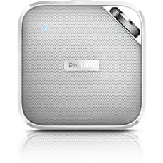 BT2500W/00  Tragbarer, kabelloser Lautsprecher