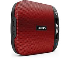 BT2600R/00 -    altoparlante wireless portatile