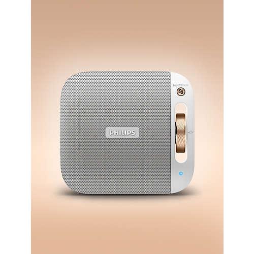 draadloze draagbare luidspreker