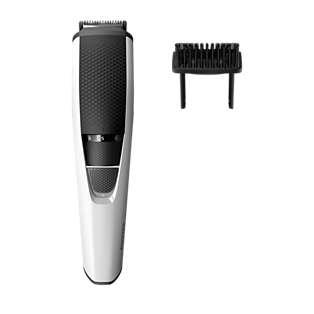 Beardtrimmer series 3000 Beard & stubble trimmer w/stainless steel blades