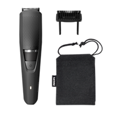 BT3226/13 Beardtrimmer series 3000 Beard & stubble trimmer with full metal blades