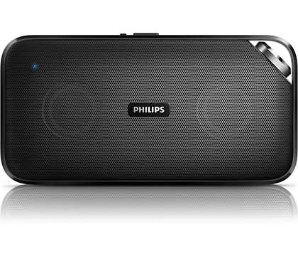 Bring big tunes with you, everywhere