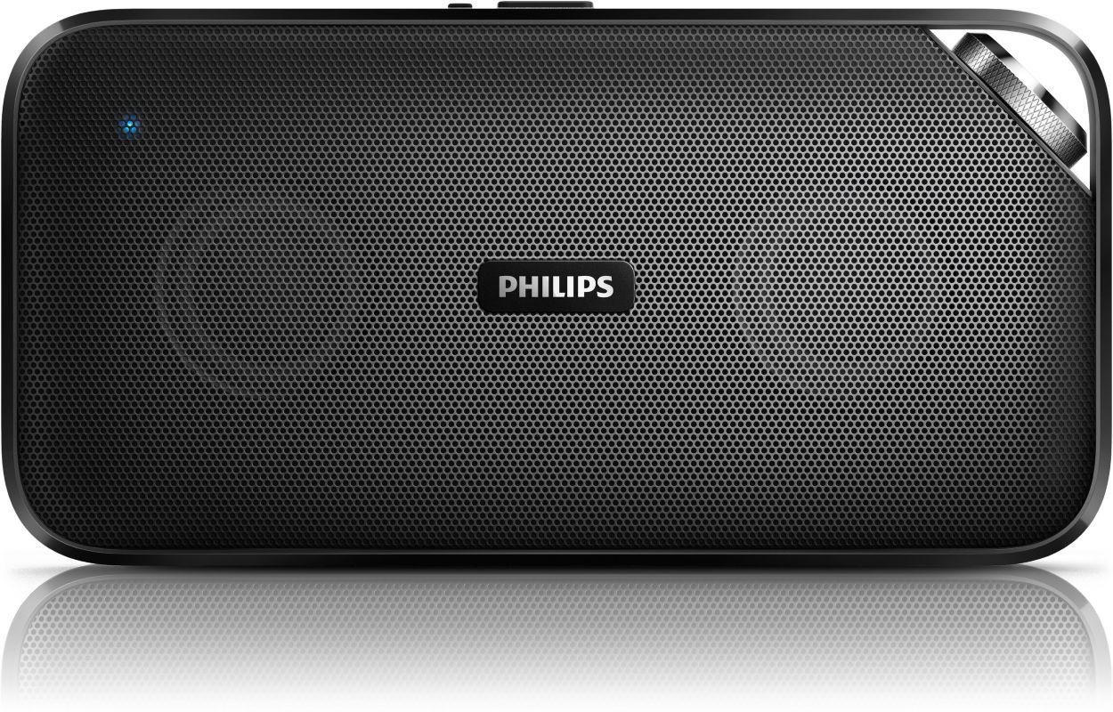 Car Care Center >> wireless portable speaker BT3500B/37   Philips